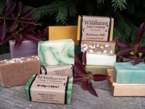 Soap Tray Gift Set